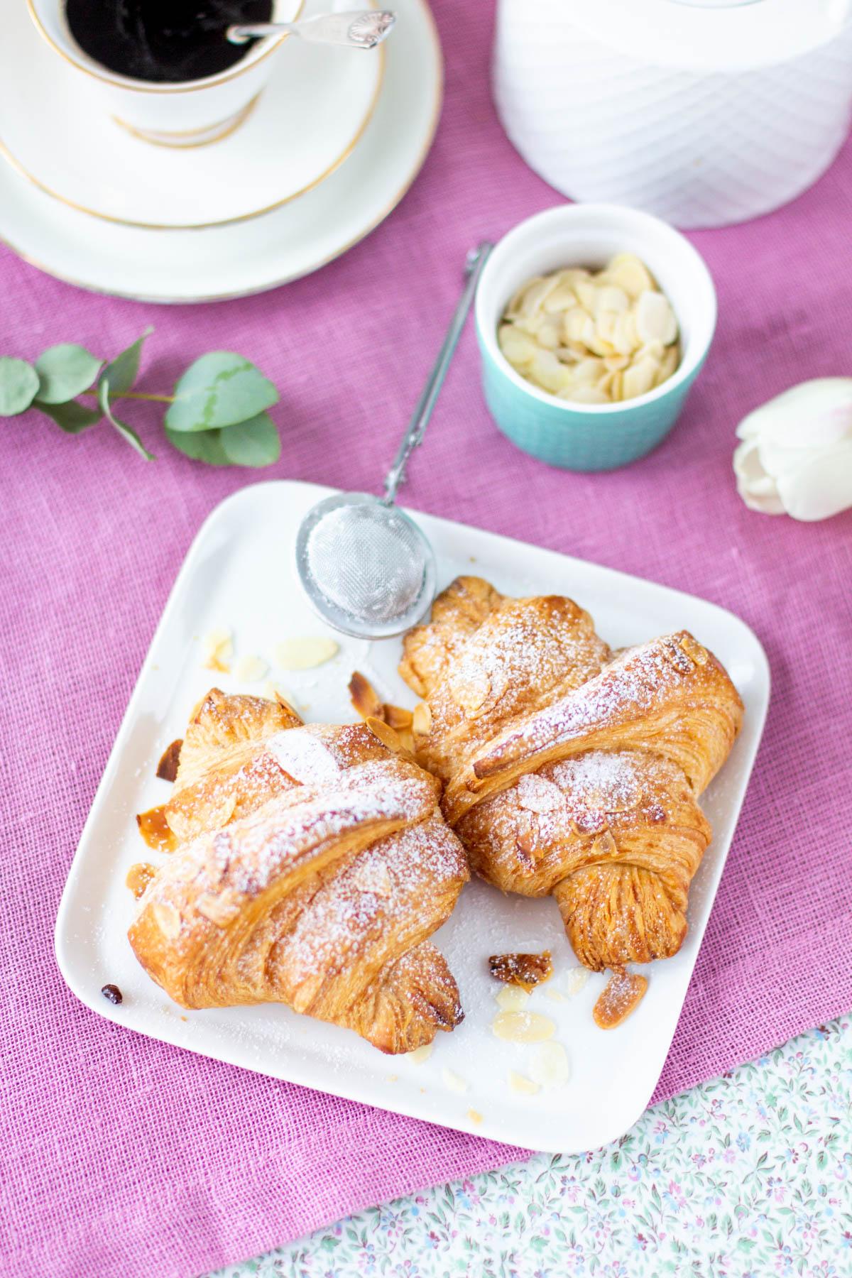 Herkulliset croissantit itsetehtyinä